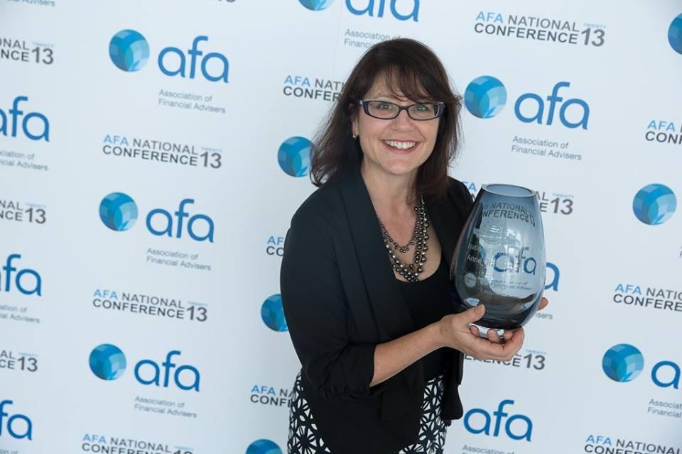 Anne Graham - AFA Award