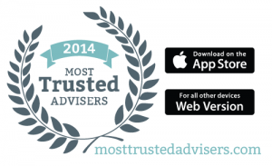 2014 Most Trusted Adviser